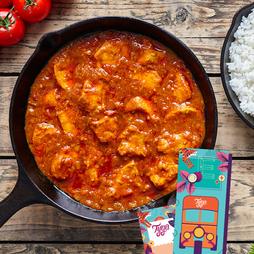 Persian Red Curry